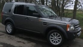 LAND ROVER DISCOVERY 2.7 TDV6 SE⭐️7 Seater 4x4 4wd⭐️Full Service History&Cam Belt Done⭐️MOT FEB 2019