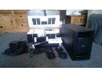 Bose Lifestyle V20 home cinema system