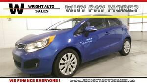 2013 Kia Rio EX| BLUETOOTH| SUNROOF| HEATED SEATS| 37,821KMS