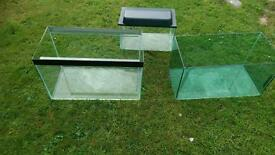 Fish Tanks Choice of 3