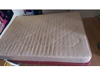 FREE double bed with mattress COLLECTION ONLY