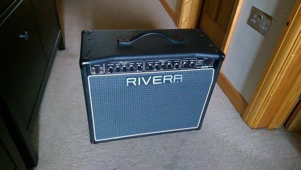 Rivera 55-12 Boutique valve guitar amp
