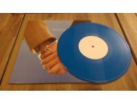 The Good Life 'Lovers Need Lawyers' 10 inch Blue Vinyl Single