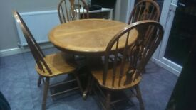Pine dinning table