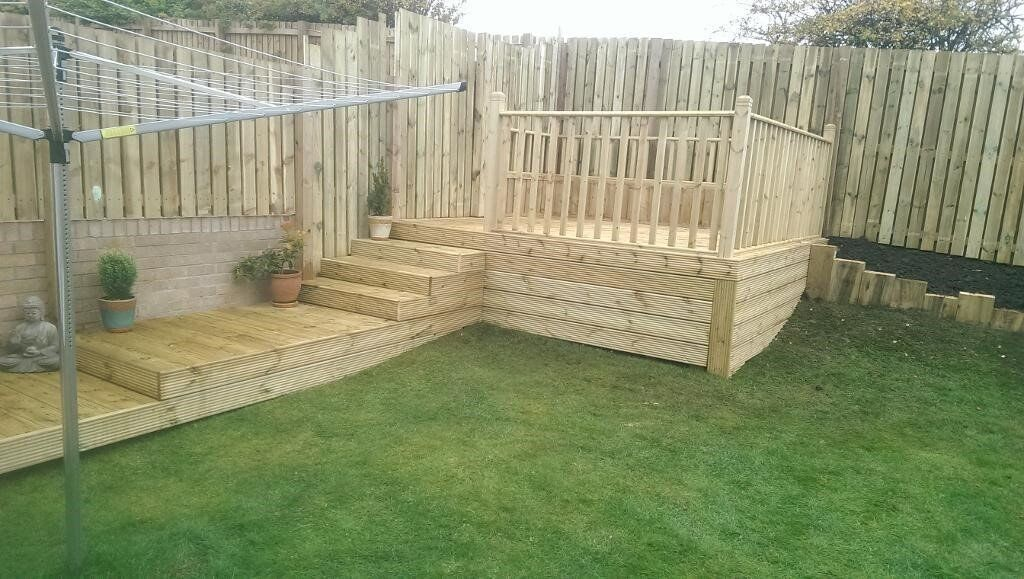 QUALITY FENCING , DECKING SUPPLIED AND FITTED ,SHEDS AND GATES