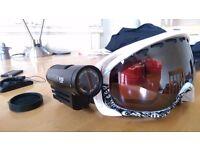 Contour twenty20 Headcam for skiing or snowboarding/action sports