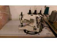 Industrial Hemming machine, sewing machine, Kansai Special, Excellent condition