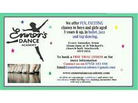 FUN, EXCITING dance classes for children!!!!