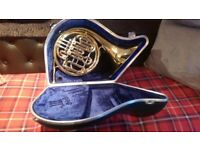 Anborg (Como)Single French Horn (compensating double horn).used. F/Bb
