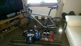 Racing bike starter kit