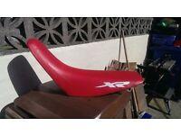 XR650R Seat 2001 +