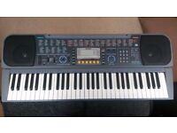 Electronic Keyboard piano Casio CTK 601