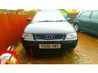 Audi a3 1.8t quattro (repairs)