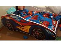 Toddler bed Cars