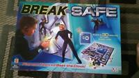 Break the Safe Board Game - Like NEW