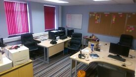Large, Alarmed, Secure Offices B1 Postcode Starting £250 PM