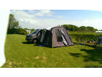 outdoor revolution movelite 2 inflatable drivaway awning