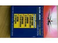 Elton John - The Dream Ticket DVD boxed set