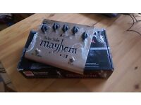 Seymour Duncan Twin Tube Mayhem Distortion and Boost