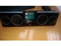 LOGITECK I pod docking station speaker.