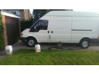 Reliable Van Hire and Removal for your house or office