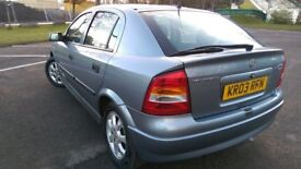 Low Mileage Vauxhall Astra 1.7 Diesel 56 MPG Only 1 Former keeper Elec Window Timing belt done