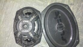 Vibe slick speakers