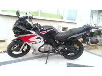 Suzuki GS500F 500cc