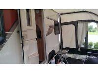 Bradcot Modus XL Caravan Awning