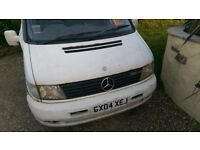 MERC VITO SPARES OR REPAIRS , OFFERS, PRICE ONLY A GUIDE.