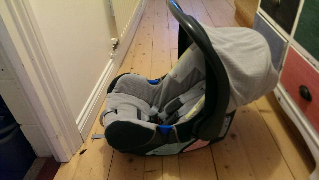 Mercedes baby car seatin Exeter, DevonGumtree - Mercedes baby car seat with chip to deactivate air bag. Used but good condition