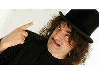 Jerry Sadowitz - Glasgow 30th Sept