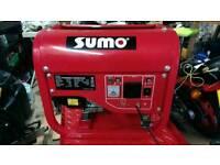 Sumo 1100 watt petrol generator