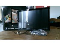 Acer T231H 23 inch Touchscreen TFT Monitor