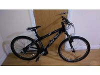 Ghosh mountain bike with 26 wheel size.