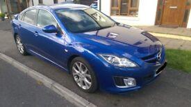 Mazda 6 2.2d 185 Bhp Sport