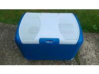 Halfords 40 litre 12v electric cool box fridge camping cooler