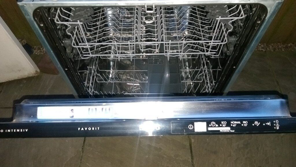 aeg f34502vi0 fully integrated dishwasher nearly new in blythe bridge staffordshire gumtree. Black Bedroom Furniture Sets. Home Design Ideas