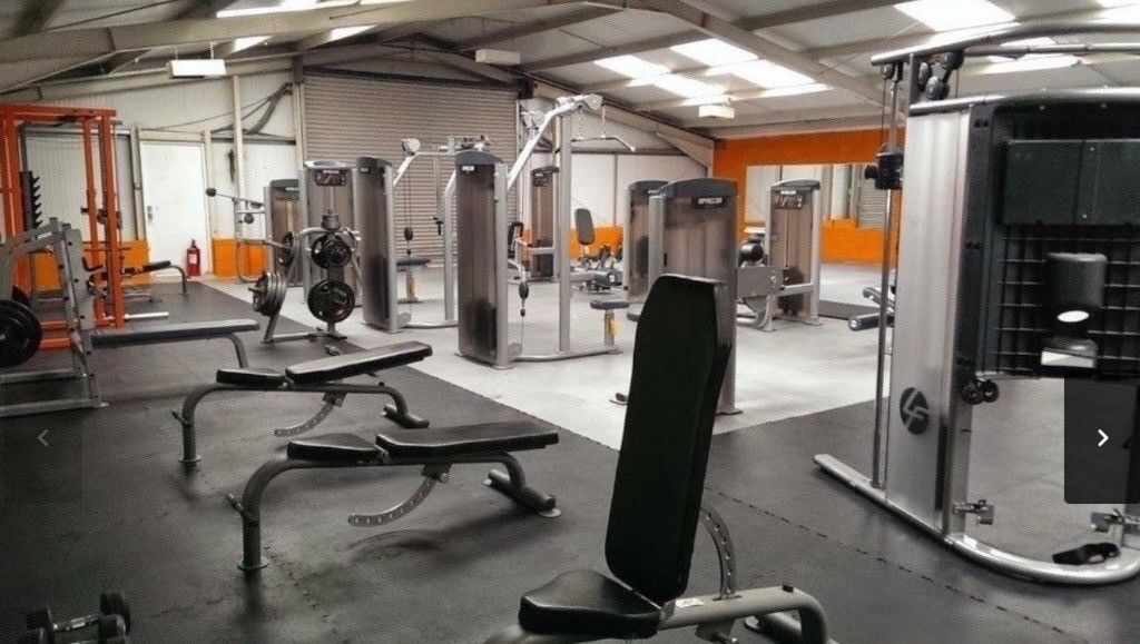 Precor Gym Equipment Full Resistance Machine Lot (3 years old very good condition)