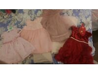 Baby girl bundle high street brands excellent condition