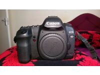 Canon eos 5d mark ii camera body battery charger traf
