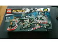 Lego Speed Racers unopened