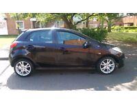 Mazda 2 Tamura 1.4 Petrol, 5 Door, 2010, Maroon, Service History, MOT, PX Welcome
