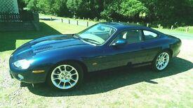 Jaguar XKR 4.0 low mileage, nice car