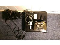 Xbox 360 250gb with Kinect - Games + Accessories Bundle - Excellent Condition