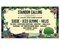 2 x Standon Calling Weekend Tickets (camping) £100 each