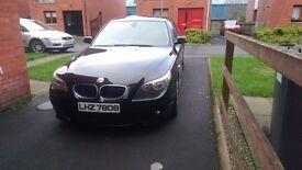 BMW 525d 2004 full mot