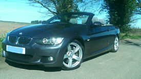 BMW 330d m sport convertible fully loaded low miles
