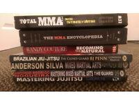 MMA/Grappling Books
