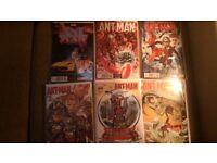 Antman comics
